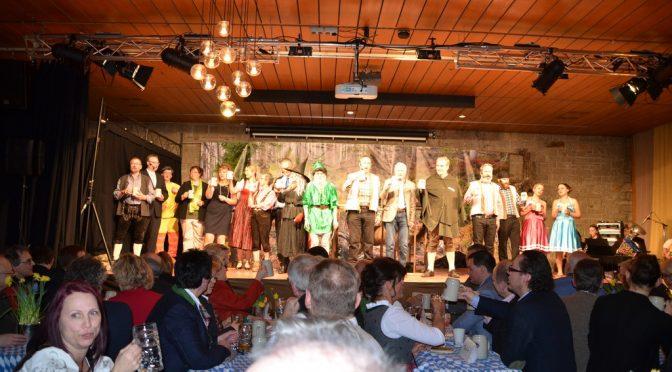 Singspiel Starkbierfest 2018
